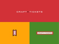 WIP :: craft tickets