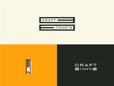 WIP :: Craft Tickets