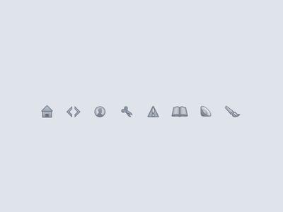 30 pixel icons