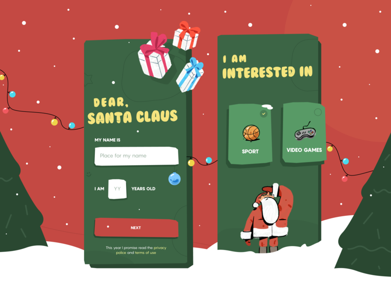 Mobile Christmas App For Secret Santa zajno christmas