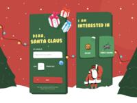 Mobile Christmas App For Secret Santa