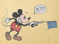 Mickey WTF