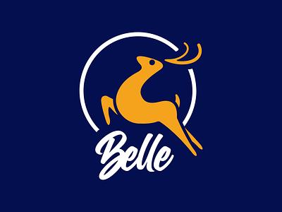 Belle Logo fashion logo fashion app fashion brand identity branding and identity branding concept branding design branding vector illustration vector illustration illustrator logo design logo