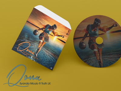 Qoma by Syanda flyer design logos illustration logo graphic design design branding logo design logodesign warten weg espere camino