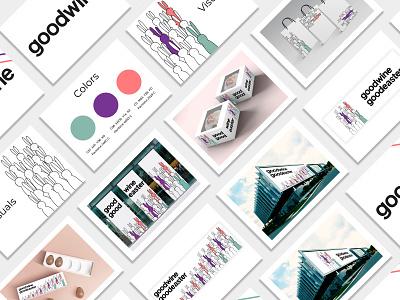 Easter identity design graphic design figma vector illustration identity