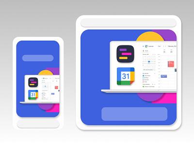 Creative for instagram and facebook figma graphic design vector design illustration