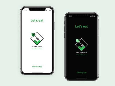 Food Delivery App delivery app food app flat app ui design