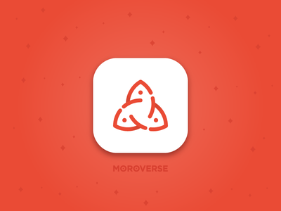 Daily UI 005 - App Icon icon ux logo fish universe ui dailyui ios apple app icon