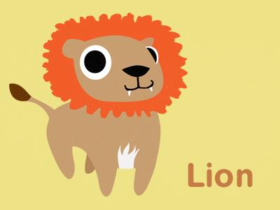Roar!... Lion lion