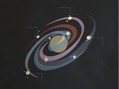 Galaxy Navigation Concept space planet planets galaxy dark texture