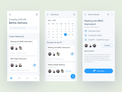 Golbal Calendar App : Calendarque details homepage home schedule task manager manager management minimal modern event task meeting calendar app calendar research ux design uidesign uiux ui interface