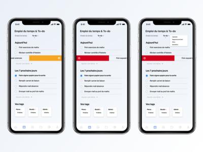 Partner Application Mobile To-do List
