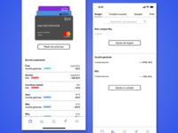 Max Bank App Redesign