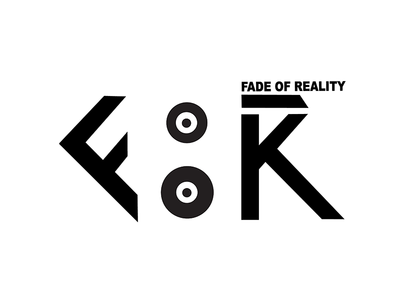 FOR - Fade of Reality Logo