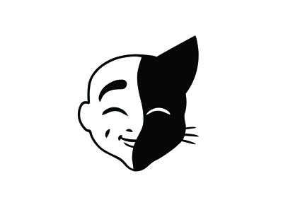 NozWeb Logo Design webdesign virginiamaxim nozweb graphicdesign vector minimallogo yinyang character logodesign adobeillustrator illustrator illustration logo