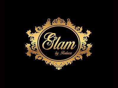 Luxury Beauty Salon Logo beauty logo luxury logo illustration illustrator graphicdesign logo