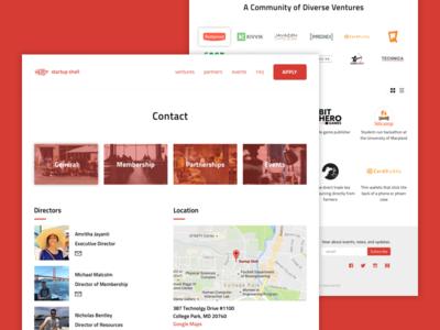 Web Redesign