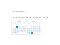 Calendar Picker