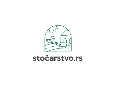 Stocarstvo Logo logo designer logotype livestock market livestock logodesign logo