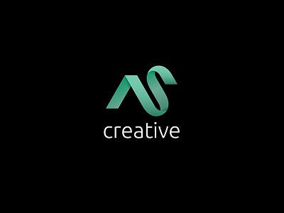As Creative - Logo monogram logotype logo designer logo design logo