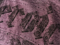Heroic Stories of Hope - Sevenly Close Up Purple