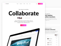 Collaborate - Your team in one place.