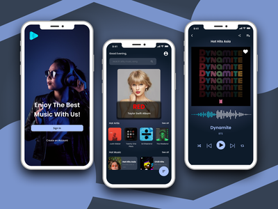 Music Player UI design music player music mobile app uidesign uide