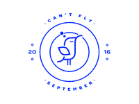Can't Fly September