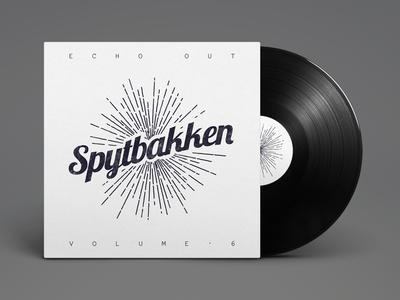"""""""Spytbakken"""" vinyl cover vinyl print logo design graphic"""