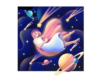 Illustration-Girls' Fantasy-02