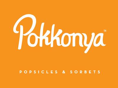 Pokkonya pokkonya popsicle sorbet ice dessert food