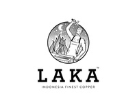 LAKA; First draft logo