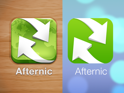 Afternic App Icon new for iOS 7