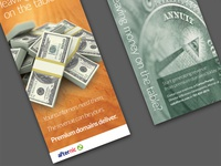 """Money on the Table"" Afternic Brochure"