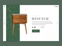 West Elm - Lookbook