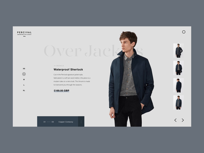 Product Page Warp