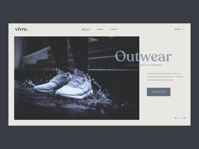 Vivre - Outwear Lookbook