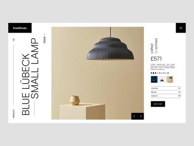 Draggable Product Grid animation web  design website design interaction design shop eccomerce furniture ui design ux design ux fashion web minimal interface typography website web design ui