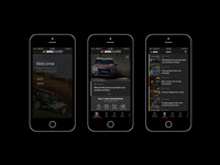 Official App for Belgian Rally Championship