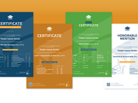 Certificates for Software University