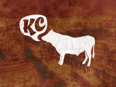 Kansas CIty cows logo kansas city