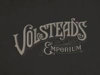 Volstead's logo