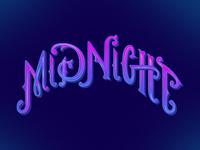 Midnight Lettering