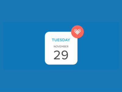 Giving Tuesday Alert   november tuesdays donations nonprofits dates calendar giving tuesday