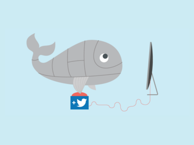 Robot Whale