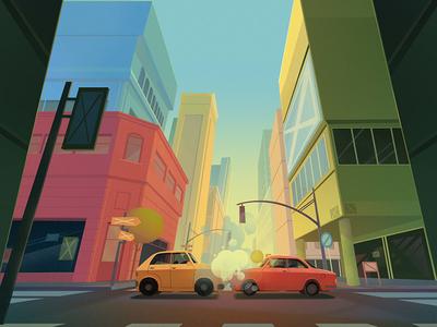GAAP Still frame 2 infographic digital screens gaap faf studios kid atomic