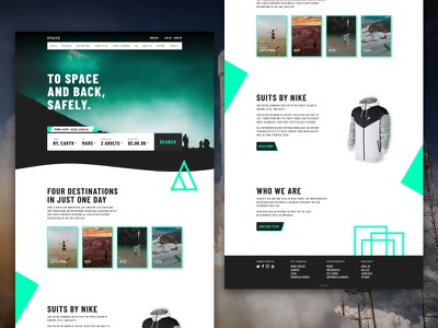 #SPACEDchallenge design website spacedchallenge spaced