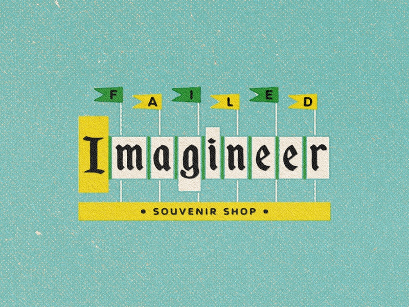 Retro Failed Imagineer