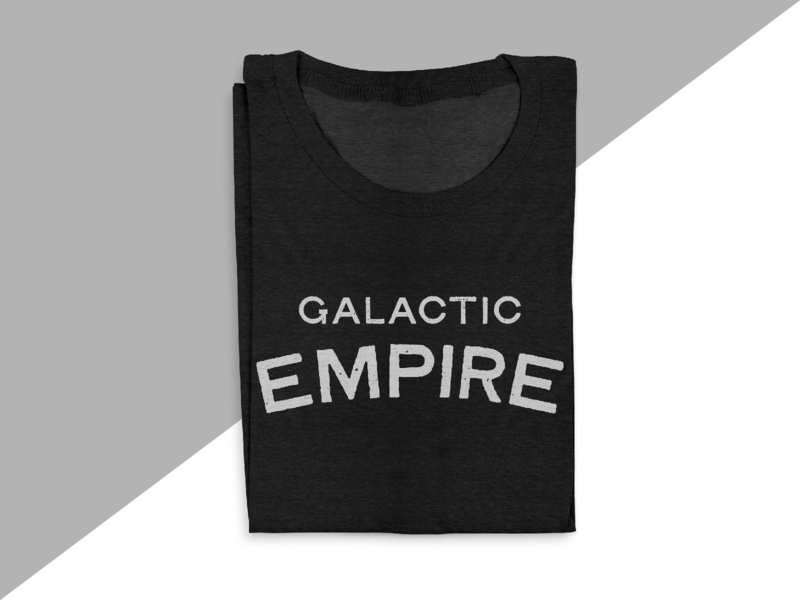 Galactic Empire - Shirt star wars tshirt shirt