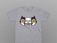 Split Cat - T-Shirt